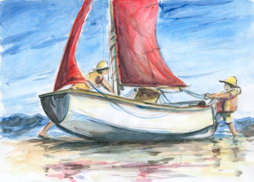 Red sail pic LR
