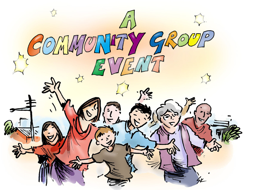 community group event pic
