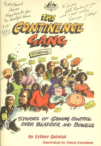 Continence Gang cover