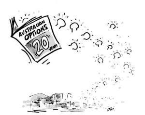 Options 20th Birthday pic