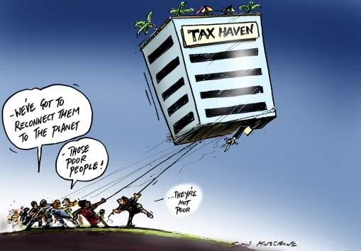 Tax Haven pic